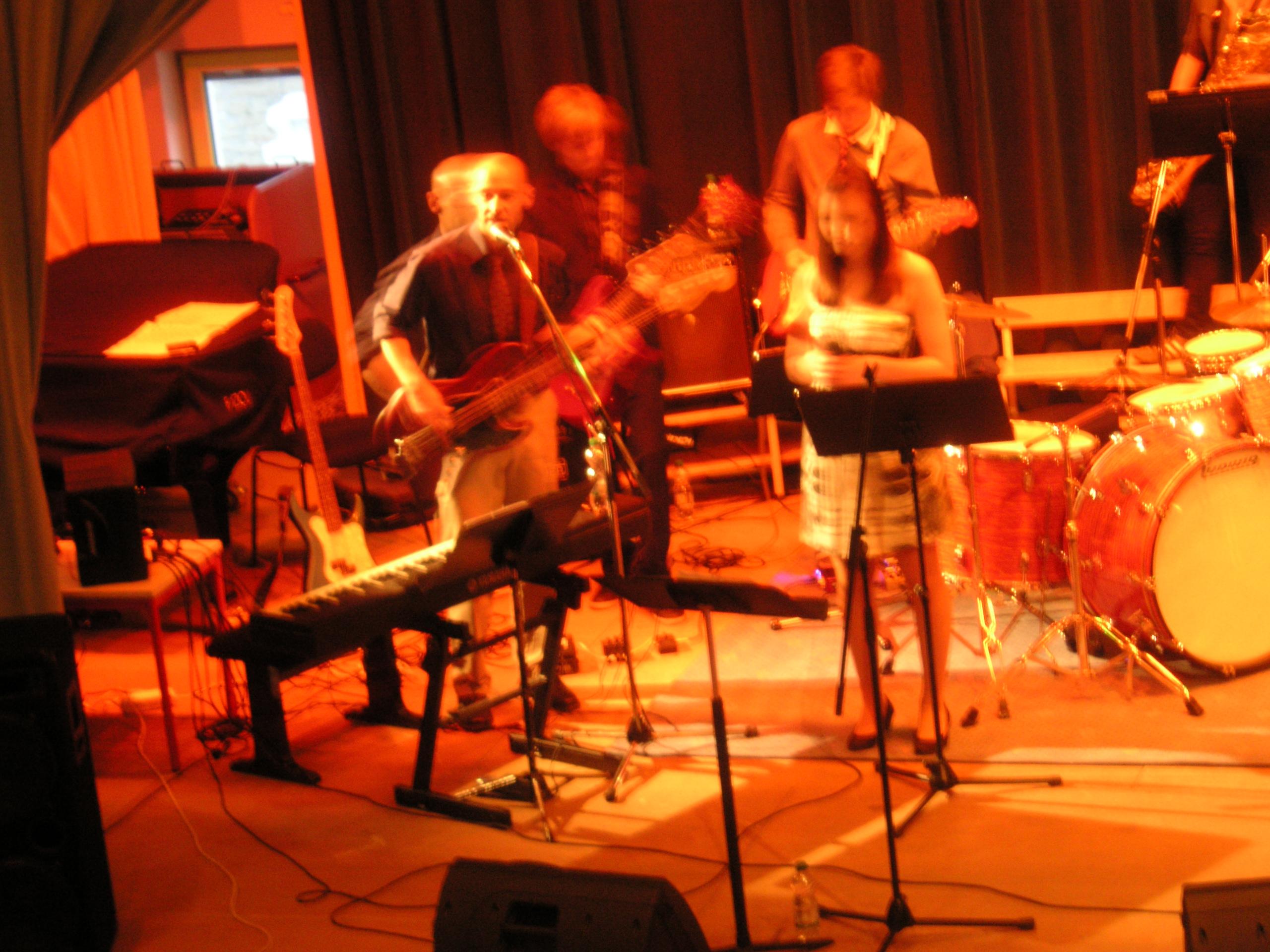 Soul Traffic Allstar Band STAB, Ltg.: Fredrik Bobr
